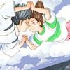 jingning: (Chihiro and Haku Falling)