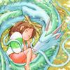 jingning: (Chihiro and Kohaku)