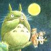 jingning: (Totoro Playing)