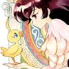 lesyay: (*ahirue 2, a kiss from a hiru)