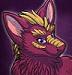 yigolddust: My fursona, Yi Golddust (dragon, rei art, yi)