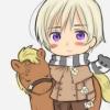 volcanic: (horse)