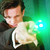 spacepeterpan: The Doctor's very, very angry face (NO NO NO)