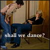 liviapenn: starsky bugging hutch to dance with him (starsky & hutch: shall we dance?)