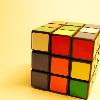 filhotedelua: a rubik cube (rubik)