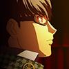 izanyagi: Anime Screencap <user name=pixle> (Looking upwards at explosions)