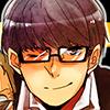 izanyagi: <user name=pixle> (Glasses winkg)