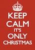 marcicat: keep calm it's christmas (keep calm it's christmas)