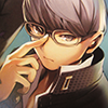 yurprotagonist: P4 Golden Book, scanned by <user name=pixle> | Please PM before taking! (Serious Glasses Push)