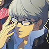 izanyagi: Doujin, scanned by <user name=pixle> | Please PM before taking! (Pushing up glasses staring)