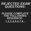 moonvoice: (t - rejected exam questions numbers...)