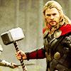 almightythor: ([The Dark World] Mjolnir)