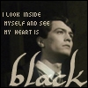 elaineofshalott: Christian Coulson as Tom Riddle in the 2d HP movie, with Rolling Stones lyrics. (paint it)