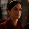 st_aurafina: Kalinda from The Good Wife, in a red suit (The Good Wife: Kalinda)