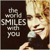tempestuous: (World Smiles w/ You)