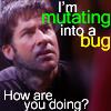 mific: (Bugged John)