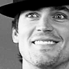 canaan: Neal Caffery - smile bw (neal - smile bw)