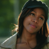 jadelennox: Abbie Mills from Sleepy Hollow looking up and smiling (sleepy hollow: Abbie smiling)