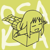 pollenbees: Osaka from Azumanga Daioh on a box (pic#702669)