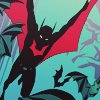 modernized: batman (red knight)