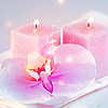moonlightdreams: (01 [pink candles])