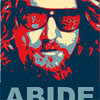 thez: The Dude, taking it easy for all us sinners. (The Big Lebowski - The Dude Abides)
