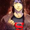 takaraikarin: Fanart of Tim Drake in Kon-El's costume (下呂 - heartdigital)