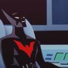 modernized: batman (actually asleep)