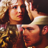 anoyo: Klause & Caroline eyes meeting while dancing. (tvd klaus/caroline)