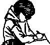 saraht: writing girl (Default)
