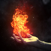 dragsonswode: (Fire Hand)