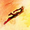 goodbyebird: Captain Marvel: Carol Danvers flying. (C ∞ punch a hole in the sky)