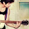 rabenhorst: (shinee: jonghyun arms (guitar))