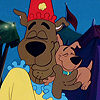 dm21: scooby and scrappy doo hugging (hug scooby doo scrappy doo)