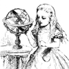 chelseagirl: Alice with an astrolabe (Alice2)