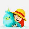 omokage: (Luffy)