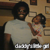nethilia: a picture of me as a child and my father (daddy's little girl)