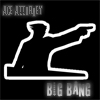 aceattorneybigbang: by future_trunks? (Big Bang b/w pointing)