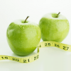 heytherepandabear: (Weight Loss ♦ 2 Apples & measuring tape)