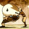 nonelvis: (AVATAR Appa & Aang)