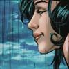 beachlass: wonder woman, smiling (wonderwoman)