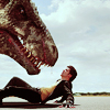 spatz: Connor menaced by a giganotosaurus (Primeval Connor T-Rex)