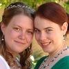 revena: Karen Healey and myself (Karen and Me)