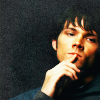 bliumchik: Jared Padalecki's thinkyface (deep thought)