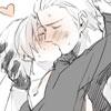 kiramaru7: (gerita kiss)