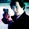 mightbeagoodone: (sherlock's got a gun)