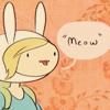 lunarwolfik: (Adventure Time - Fionna - Mew)