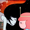 lunarwolfik: (Adventure Time - Bubbline)