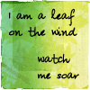 ext_9393: I am a leaf on the wind.  Watch me soar. (Default)