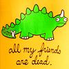 anneklok: (all my friends are dead)
